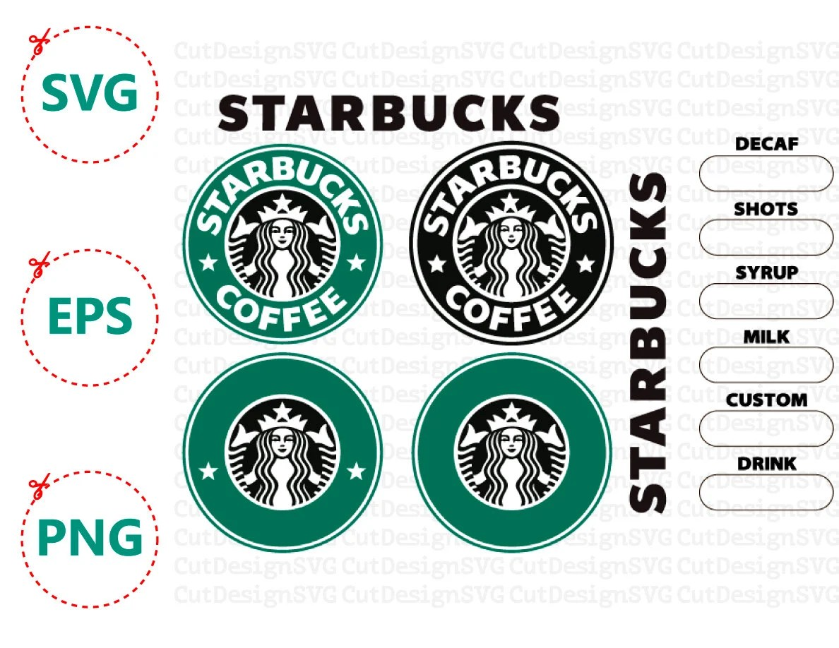 Starbucks Logo Vector Icons Free Download - Starbucks Coffee