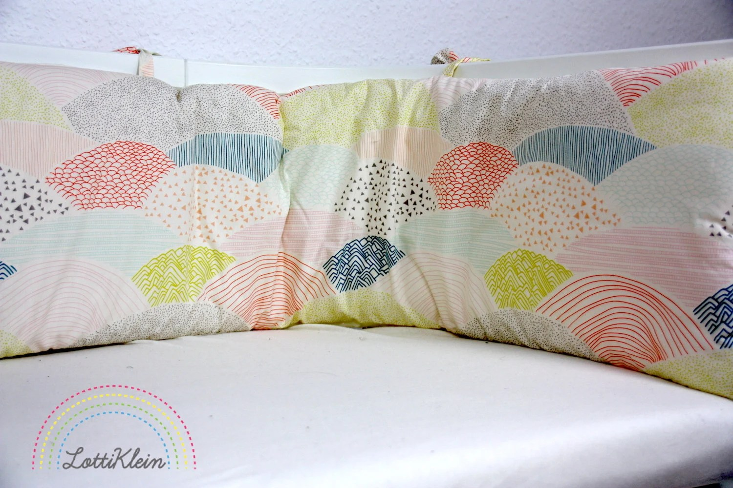 Bettnestchen Baby Bettnestchen Custom Made For Your Baby Cot