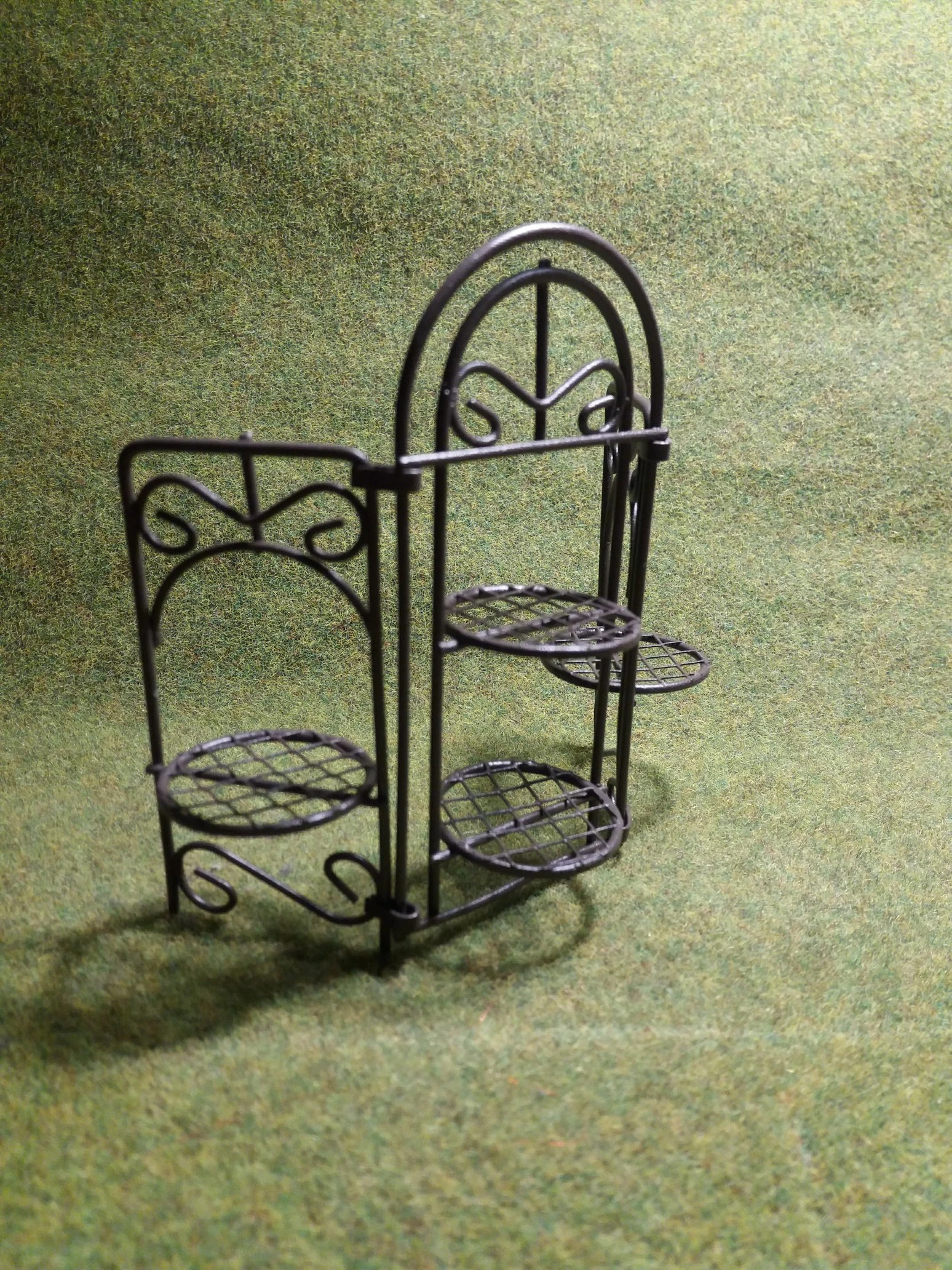 Paravent Deutsch Mini Garden Metal Paravent Garden Miniatures