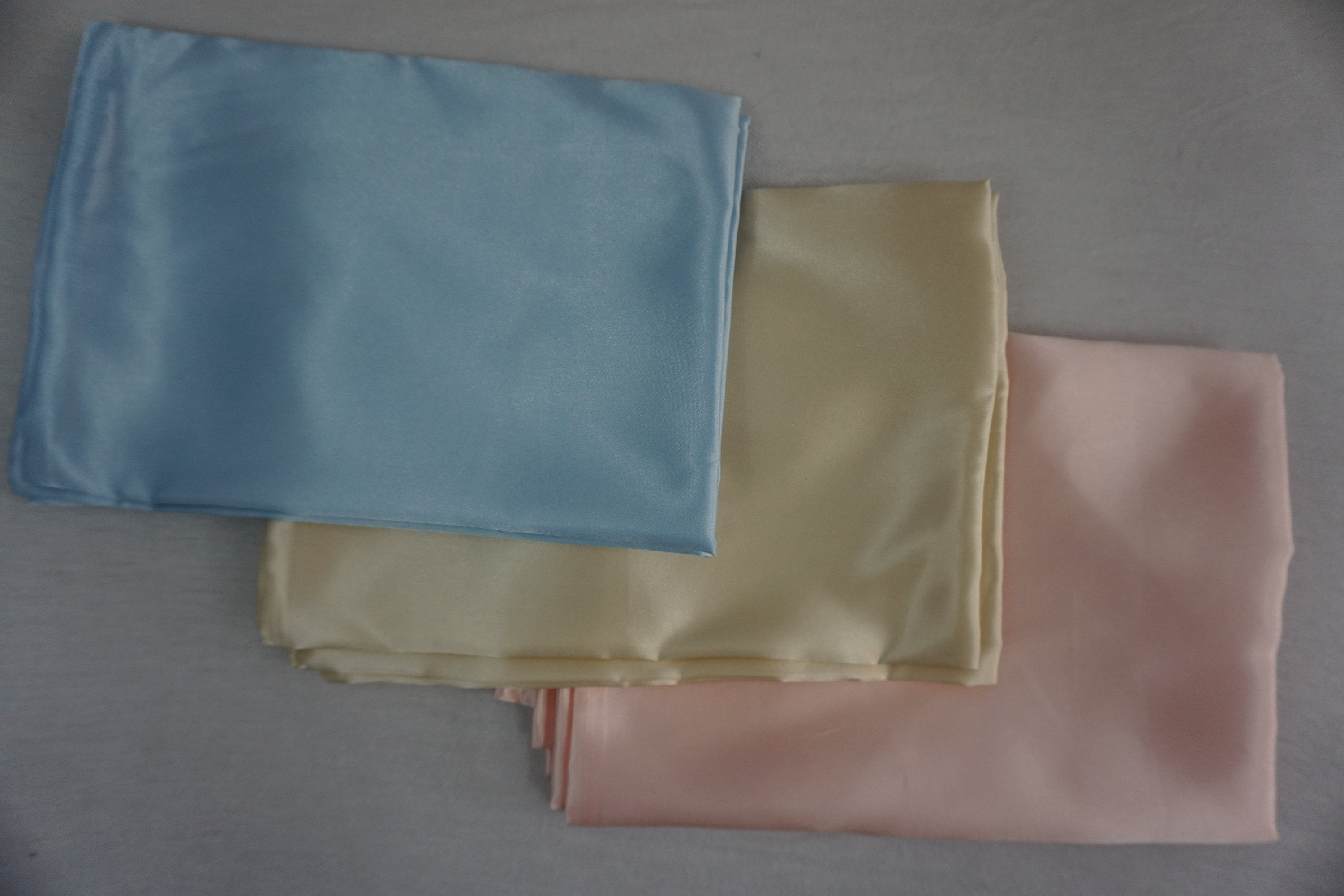 Satin Pillowcases With Zipper Made In Usa Luxury Satin Pillowcase W Zipper Set Of 2