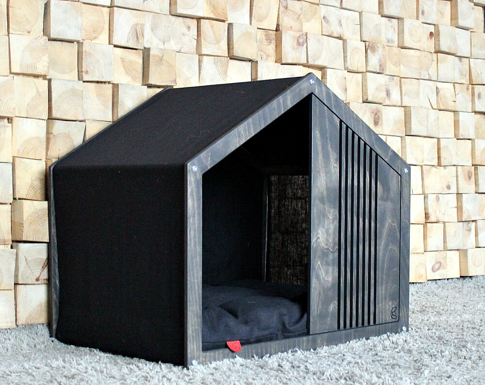 Dog House Dog House Line Lounge Modern Dog House Dog Bed Pet House Pet Bed Dog Bed House House Bed New Dog Gift Dog Pillow Dog Furniture