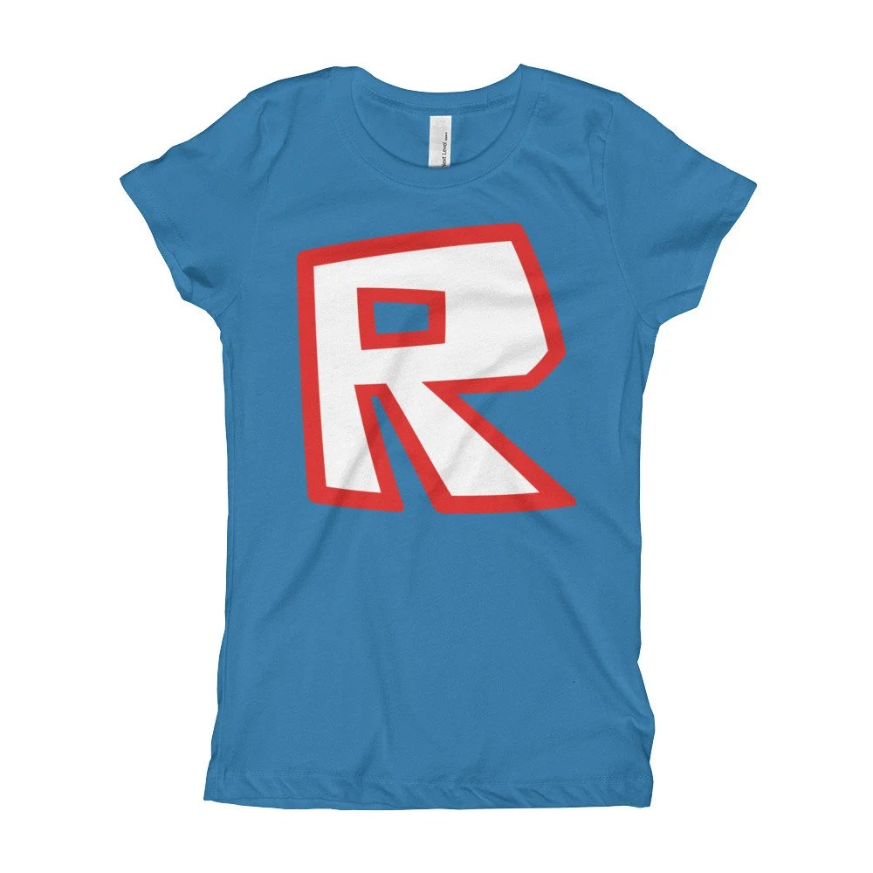 Roblox T-Shirt for Girl\u0027s Youth Shirt Etsy