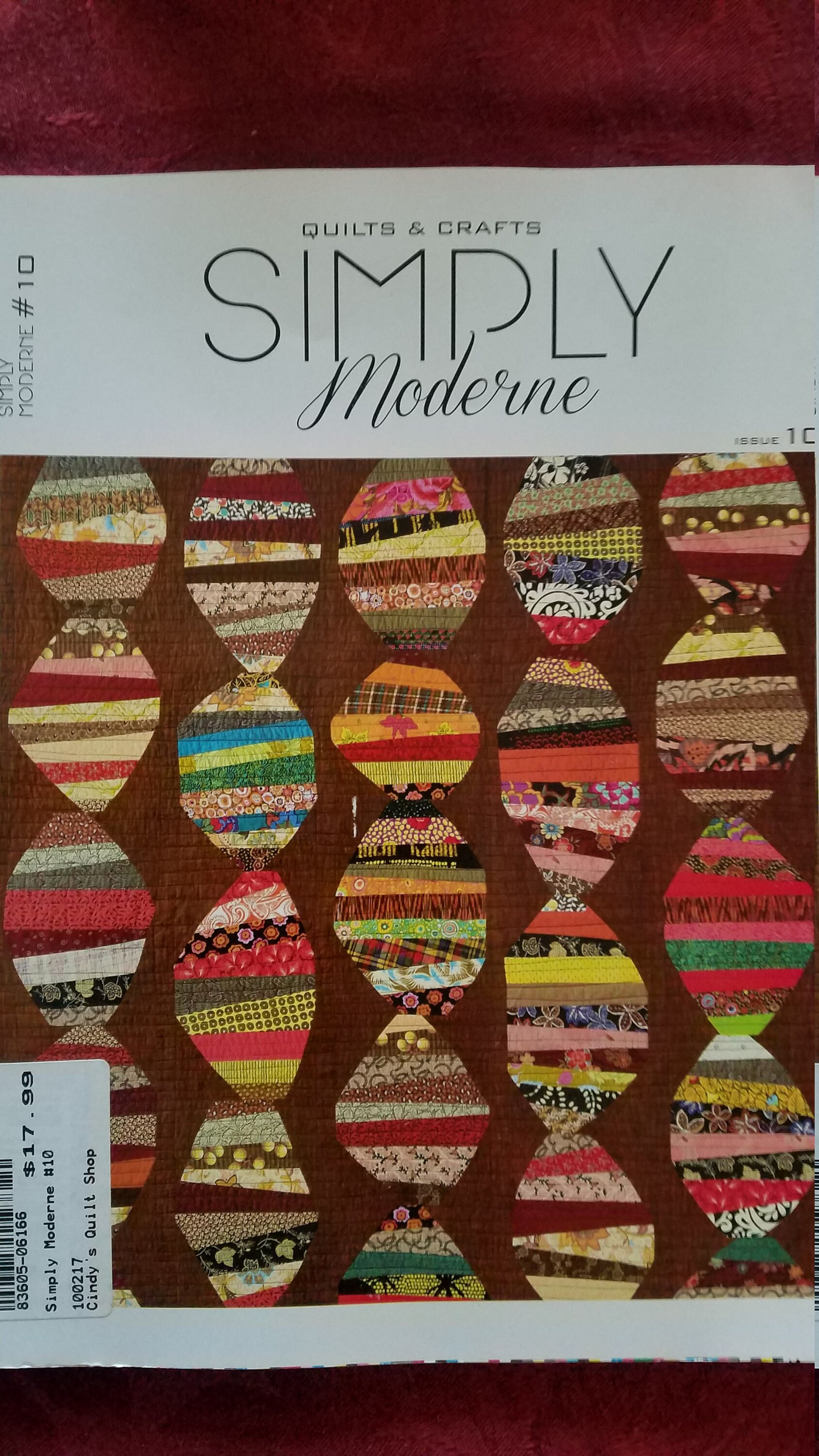 Moderne Quilts Quilts Crafts Simply Moderne 10 Issue Magazine