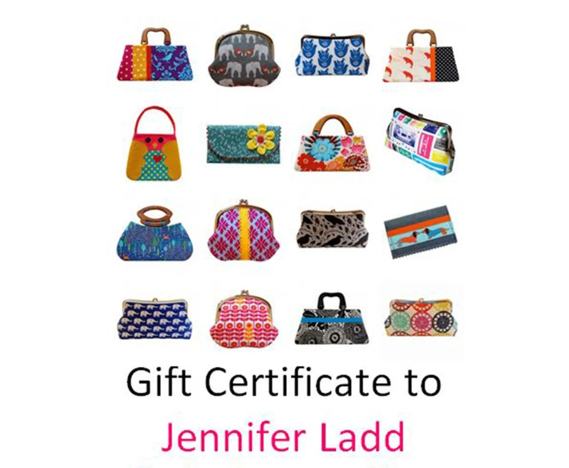 Email Gift Vouchers 40 Dollar Gift Certificate To Jennifer Ladd S Shop Gift Card Email Gift