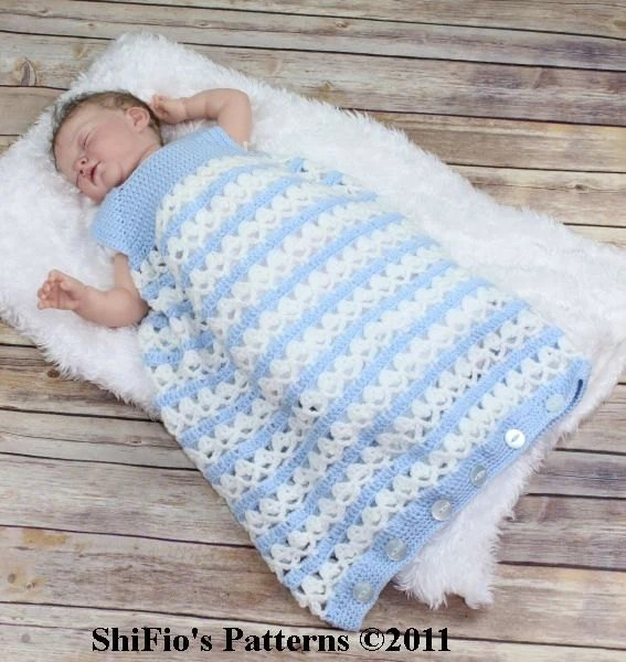 Baby Sleep Sack Uk Crochet Pattern Sleeping Bag Baby Cocoon Pattern Knitted