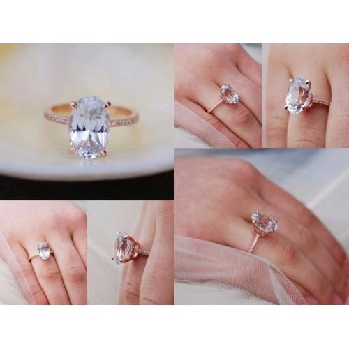 Medium Crop Of Blake Lively Engagement Ring