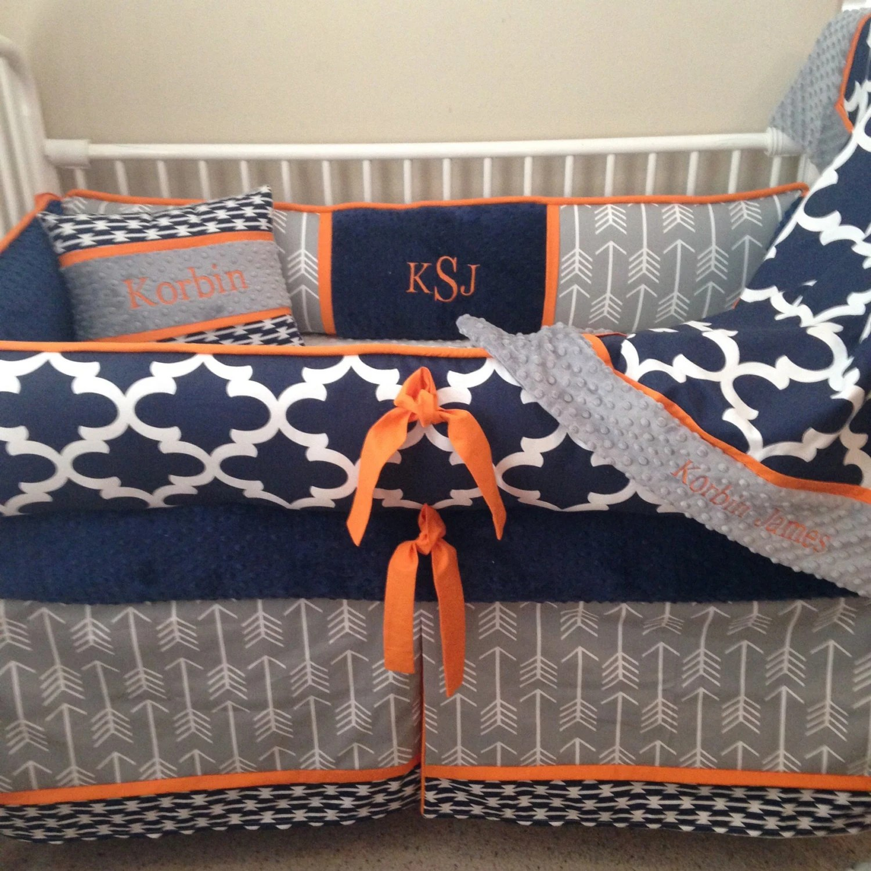 Chambre Orange Et Gris   Chambre Fille Style Anglais Chambre Garcon ...