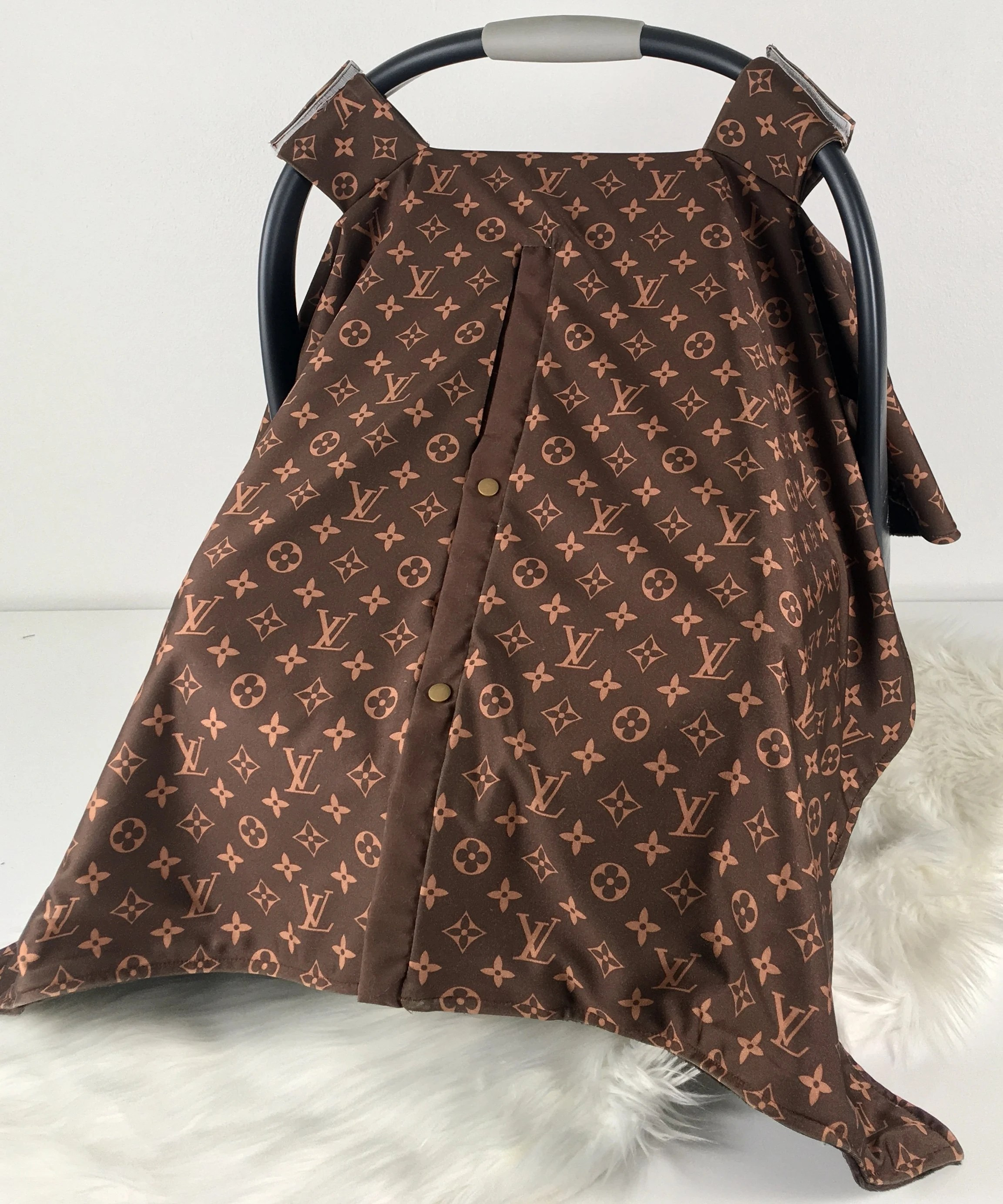 Louis Vuitton Bettwäsche Lv Car Seat Canopy For Boy Or Girl Car Seat Canopy Blanket That Doubles As A Nursing Cover Message Us For Other Fabric Options