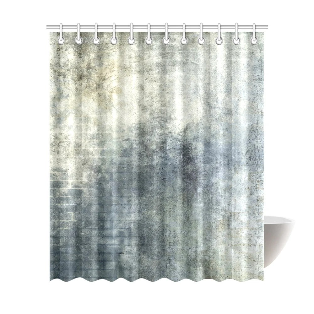 82 Shower Curtain Loft Shower Curtain 6 Sizes To Choose From Includes Hooks Machine Washable Bold Sublimation Ink Print Bathroom Decor
