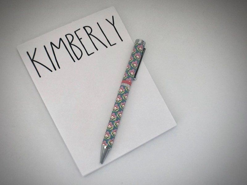 Large Of Personalized Note Pads