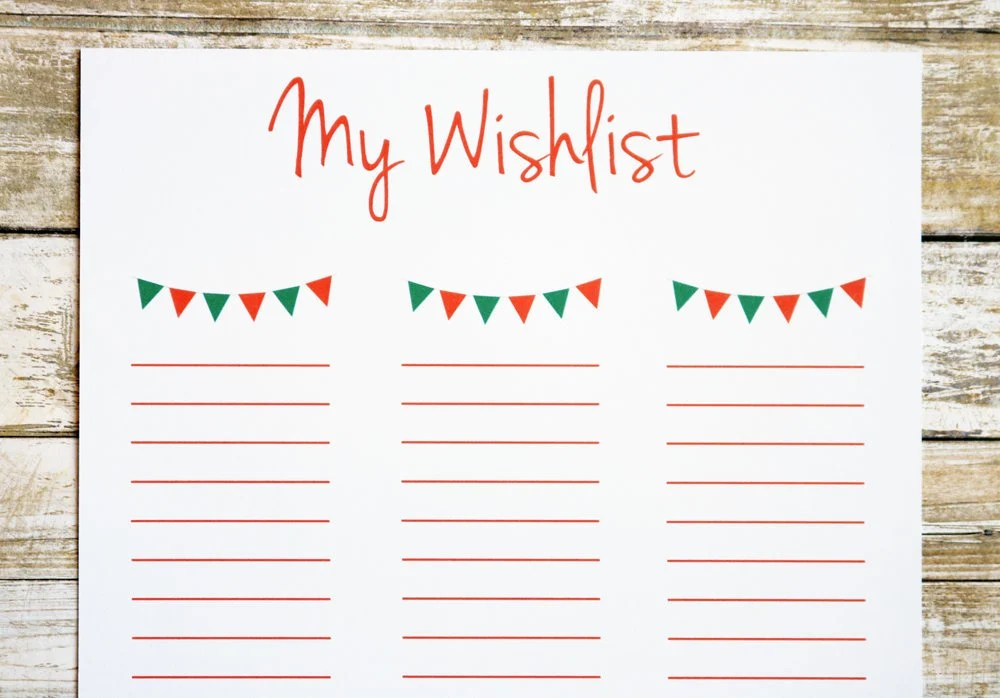 image 0 christmas wish list printable page free printable kids