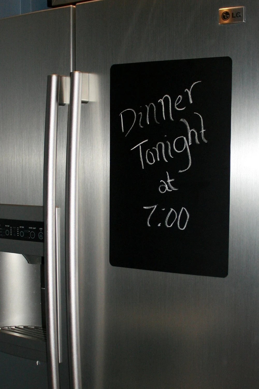 Support Tableau Items Similar To Chalkboard Refrigerator Sticker