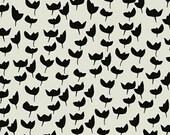 Lotta Jansdotter Fabric - Hemma - Lilla in Gray