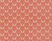 Vanessa Vargas Wilson Fabric Collection - Dominicana - Coral Palm Leaves