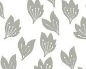 Lotta Jansdotter Fabric - Limmikki - Mikki in Light Grey