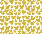 Lotta Jansdotter Fabric - Lilla - Minna in Buttercup
