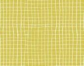Lotta Jansdotter Fabric - Hemma - Pook in Citron