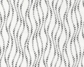 Vanessa Vargas Wilson Fabric Collection - Kinfolk - Wavy Stripe White