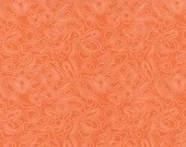 Flow by Zen Chic - Floating - Orange