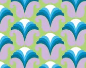 Emma Jean Jansen Fabric - 60's Scrap Bag -  Chloe Green