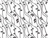 Lotta Jansdotter Fabric - Lilla - Lilla Plint in Stone Grey