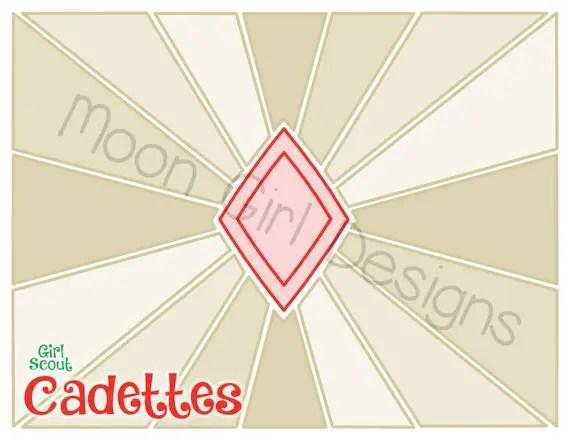 Cadette Girl Scouts Brainstorm Blank Editable Printable PDF Etsy