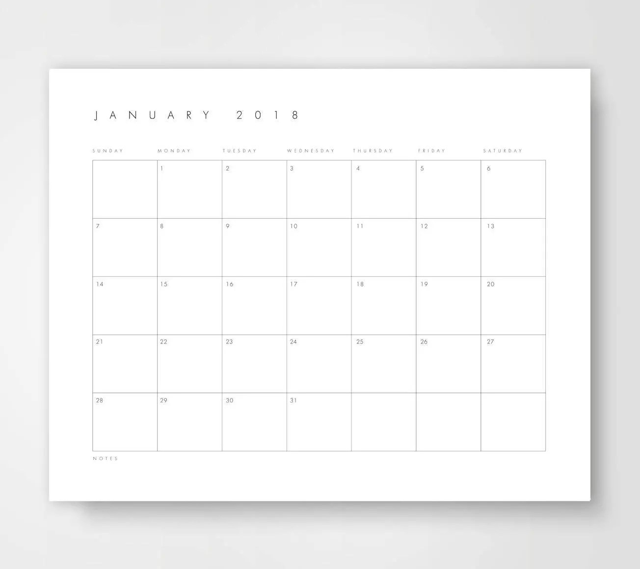 Monthly Planner Business Printables Planning Pages Etsy