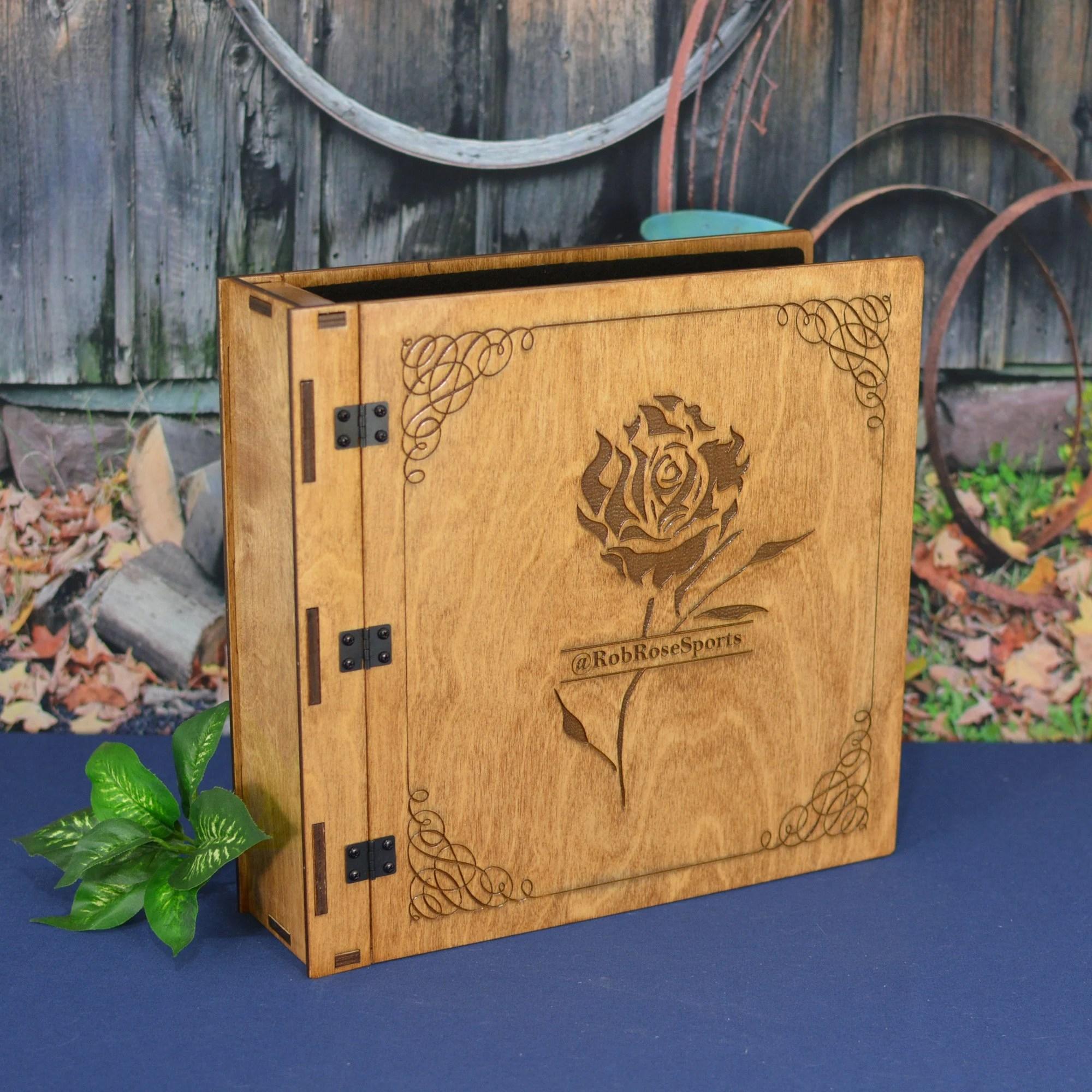 Personalized 85x11 Album, Scrapbook, Cook or Recipe Book, Menu, or  Presentation Book, 3 Ring Binder with 2\