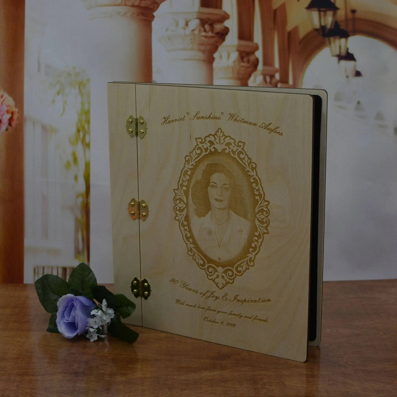Scrapbook or Photo Album 85X11