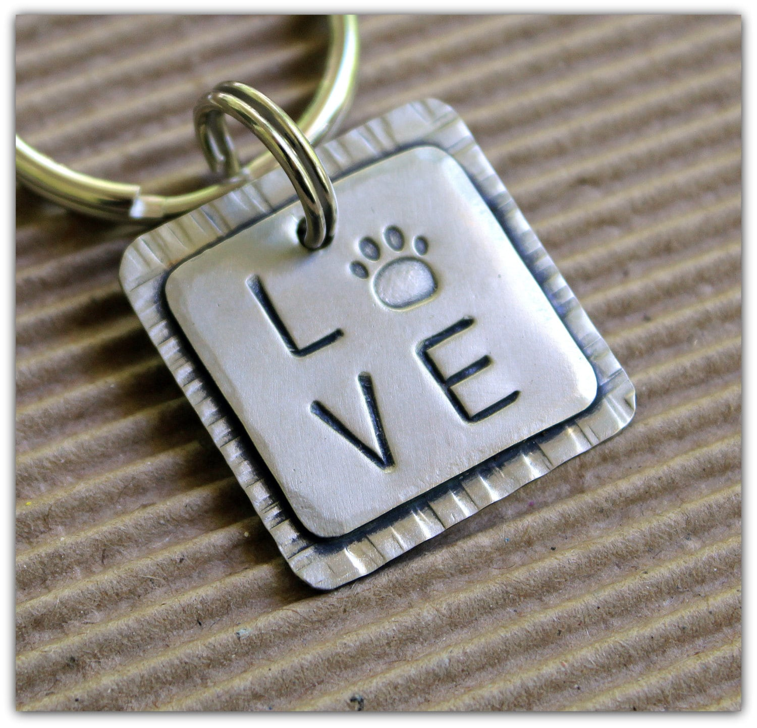 Pet Carrier Olx Love Dogs Key Chain Key Chain With Paw As Part Of The Word Love I Love My Dog