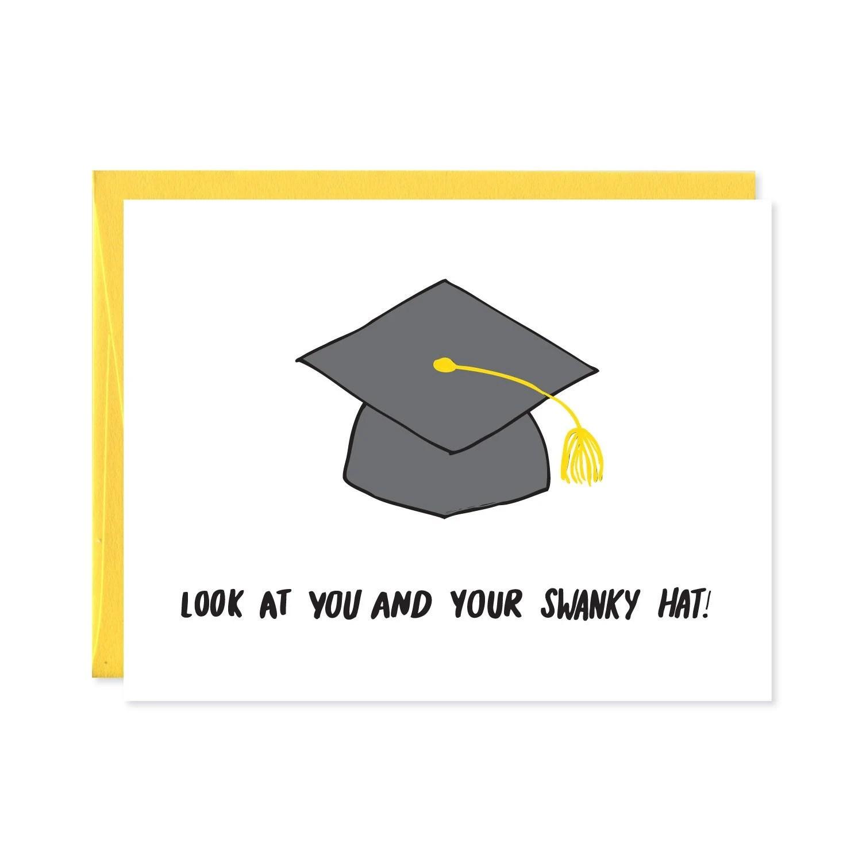 Graduation Card Funny Graduation Card Congratulations Card Etsy
