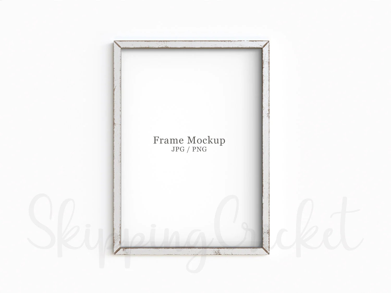 A2 White Frame A2 A3 A4 Minimalist White Frame Mockup Simple Frame Mockup On Wooden Wall Farmhouse Western Rustic White Frame Mockup Digital Download