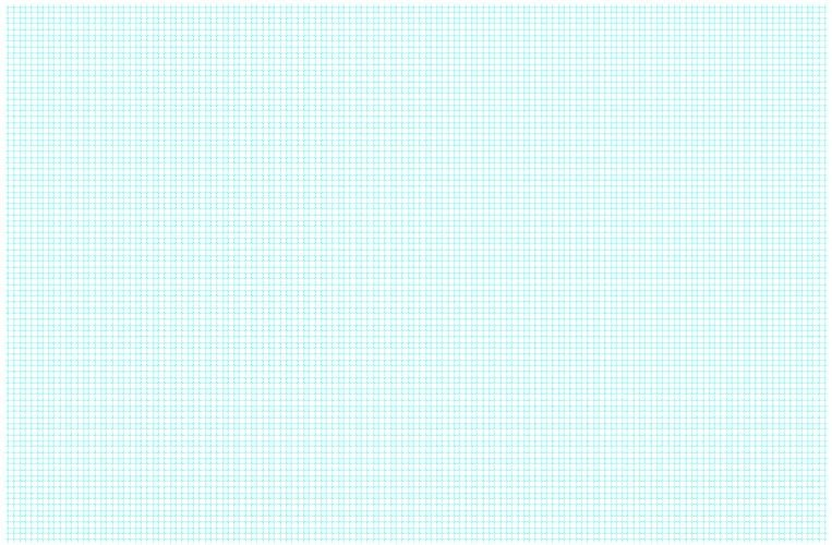10 Pack of Large Sheet Format 1/4 Graph Paper 36 x Etsy