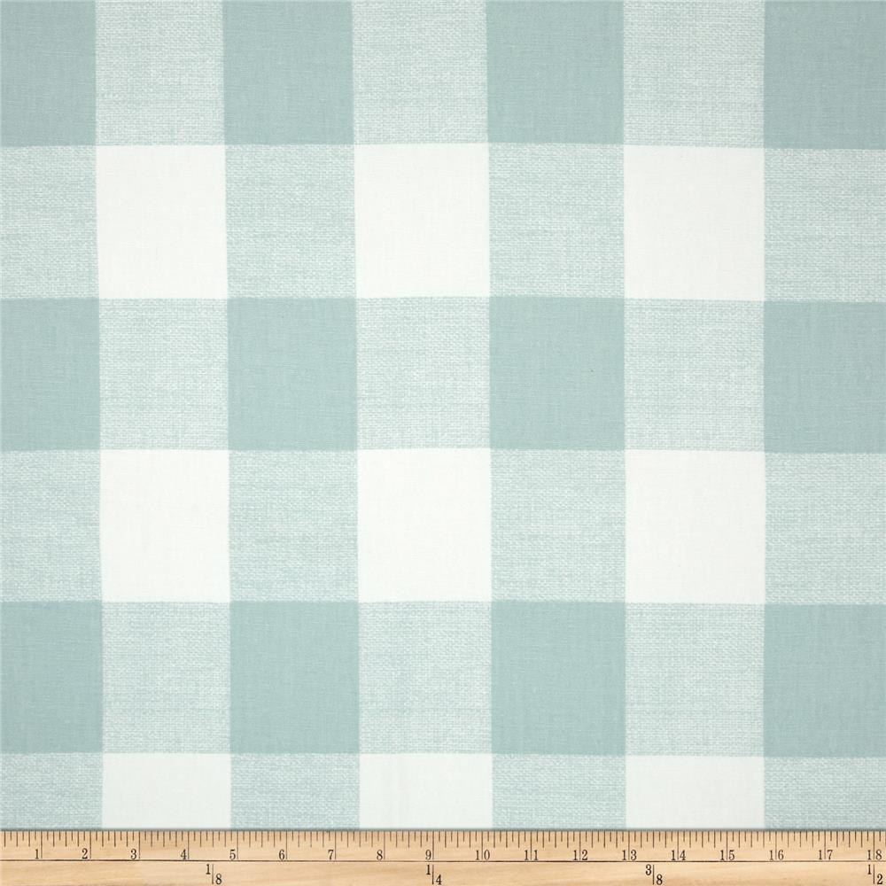 Grey And White Gingham Curtains Snowy Blue Buffalo Check Curtains Pair Of 2 Drapery Panels Gingham Bedroom Window Treatments