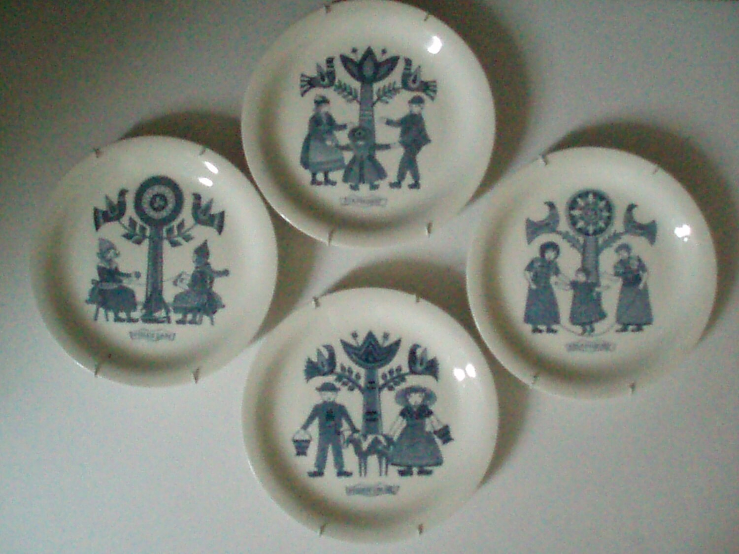 Menq Interieur Spakenburg Royal Sphinx Pajong Blue Maastricht Fine Bone China Replacement China Made In Holland