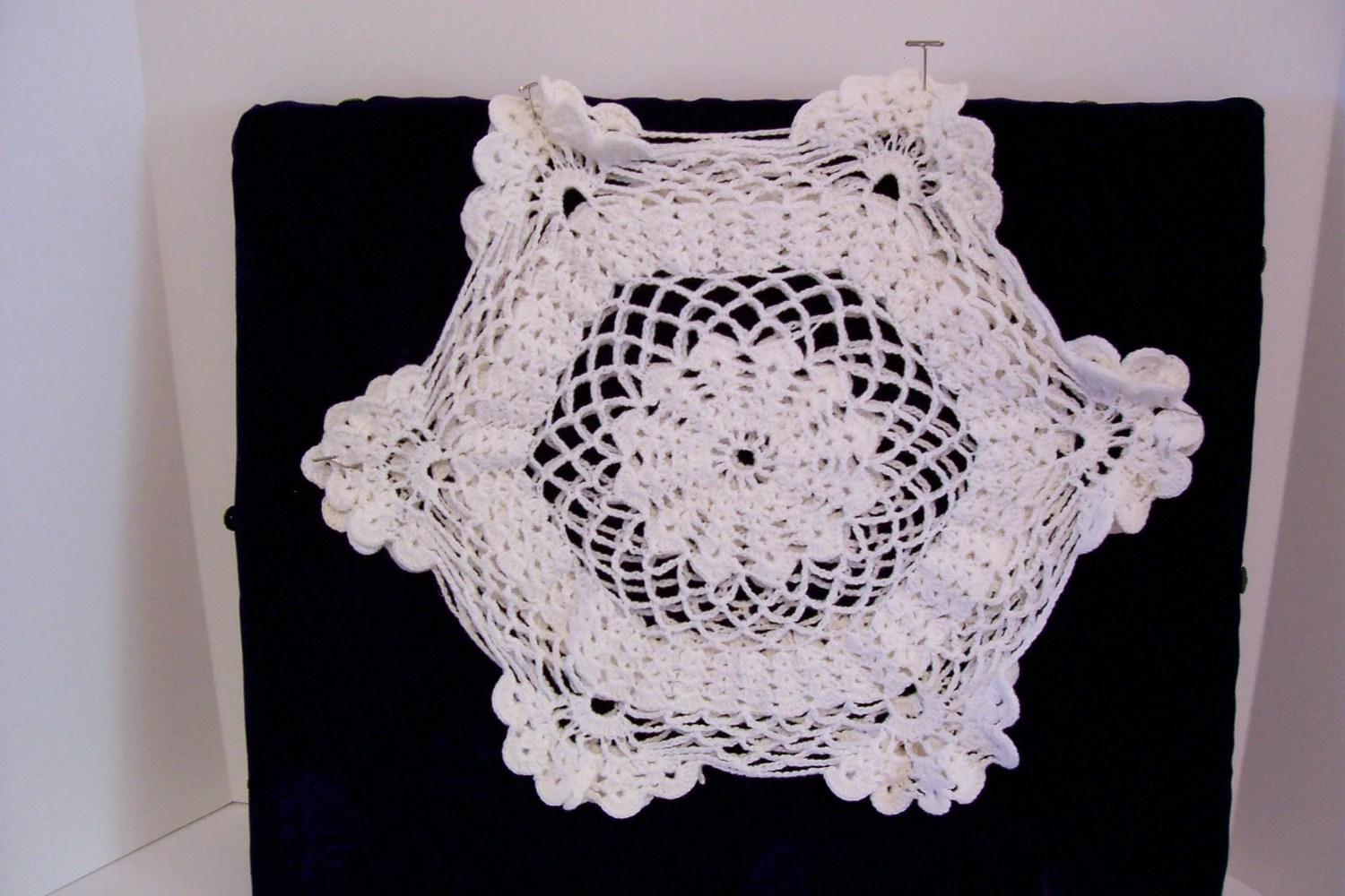 Crochet Handmade Table Scarfs Table Scarf Etsy