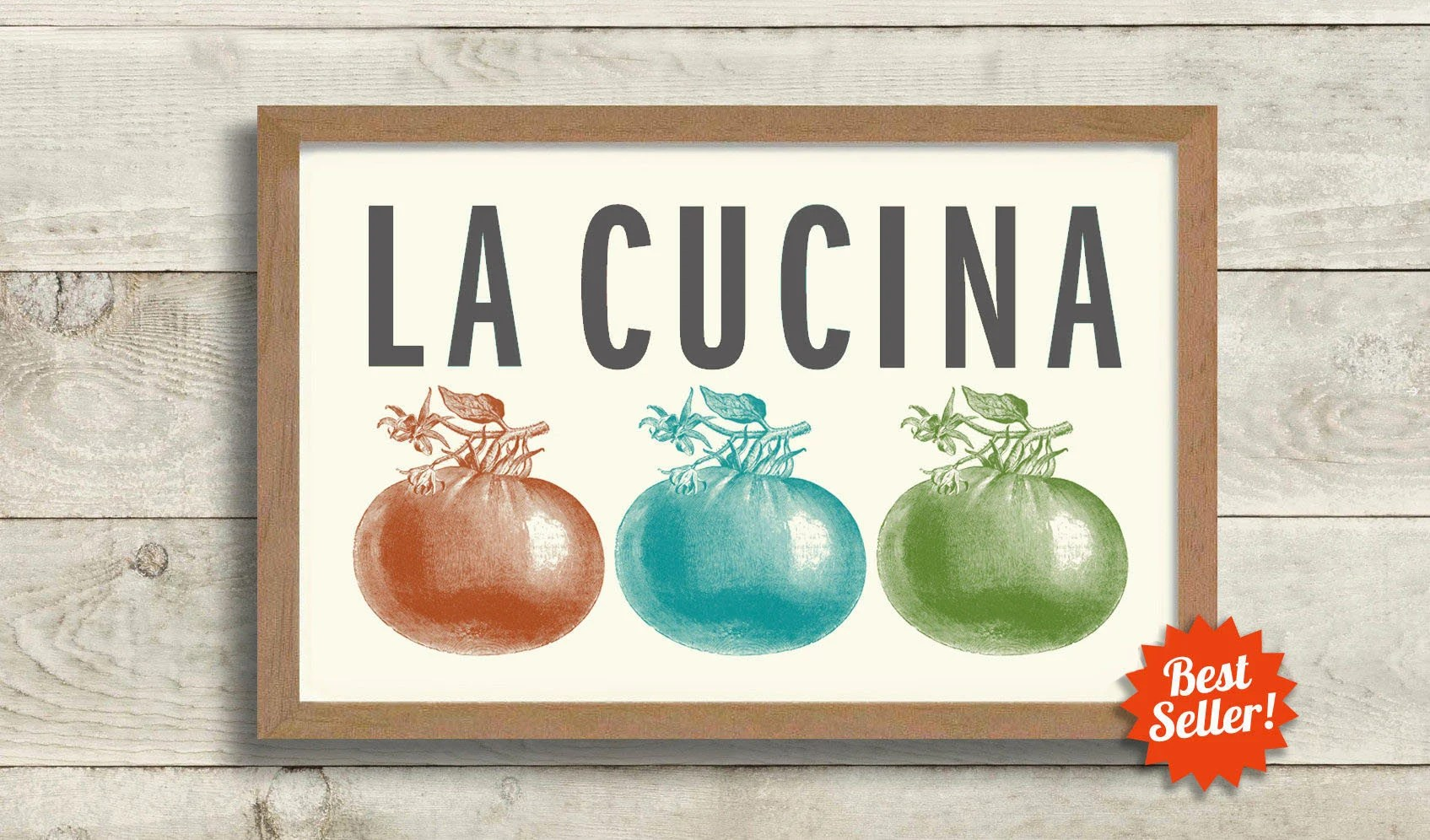 Cucina Kitchen Sign La Cucina Sign Italian Kitchen Decor Italy Art Tomato Wall Art Print Italian Family Chef Italian Recipes Sign Restaurant Idea Venice Rome