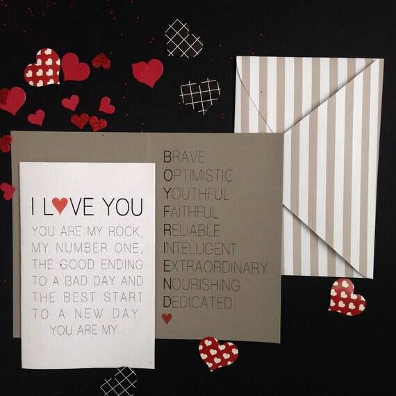 Valentine Card Printable valentines day card valentine card Etsy