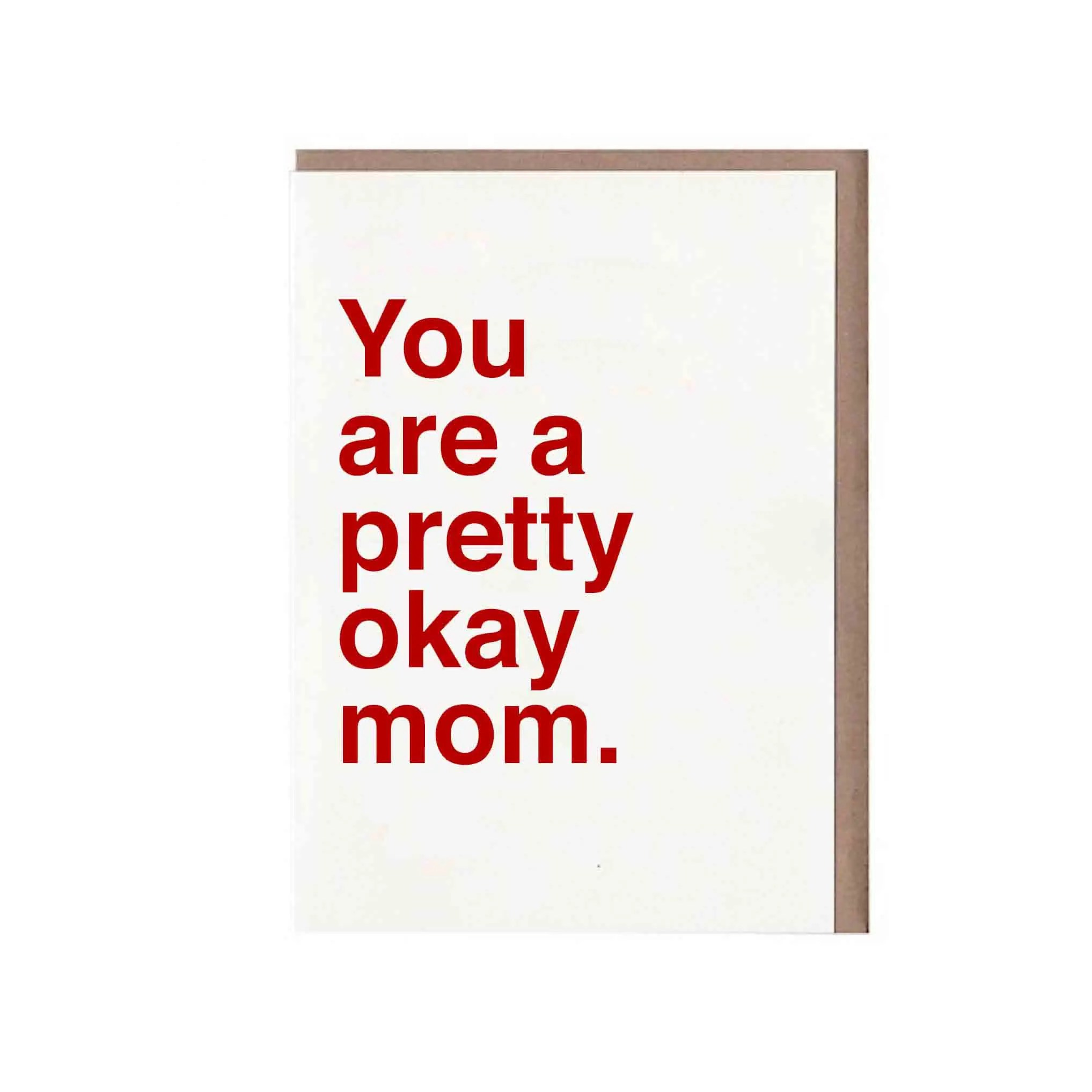 Funny Mothers Day Card Mothers Day Gift Idea Mother Gift Etsy