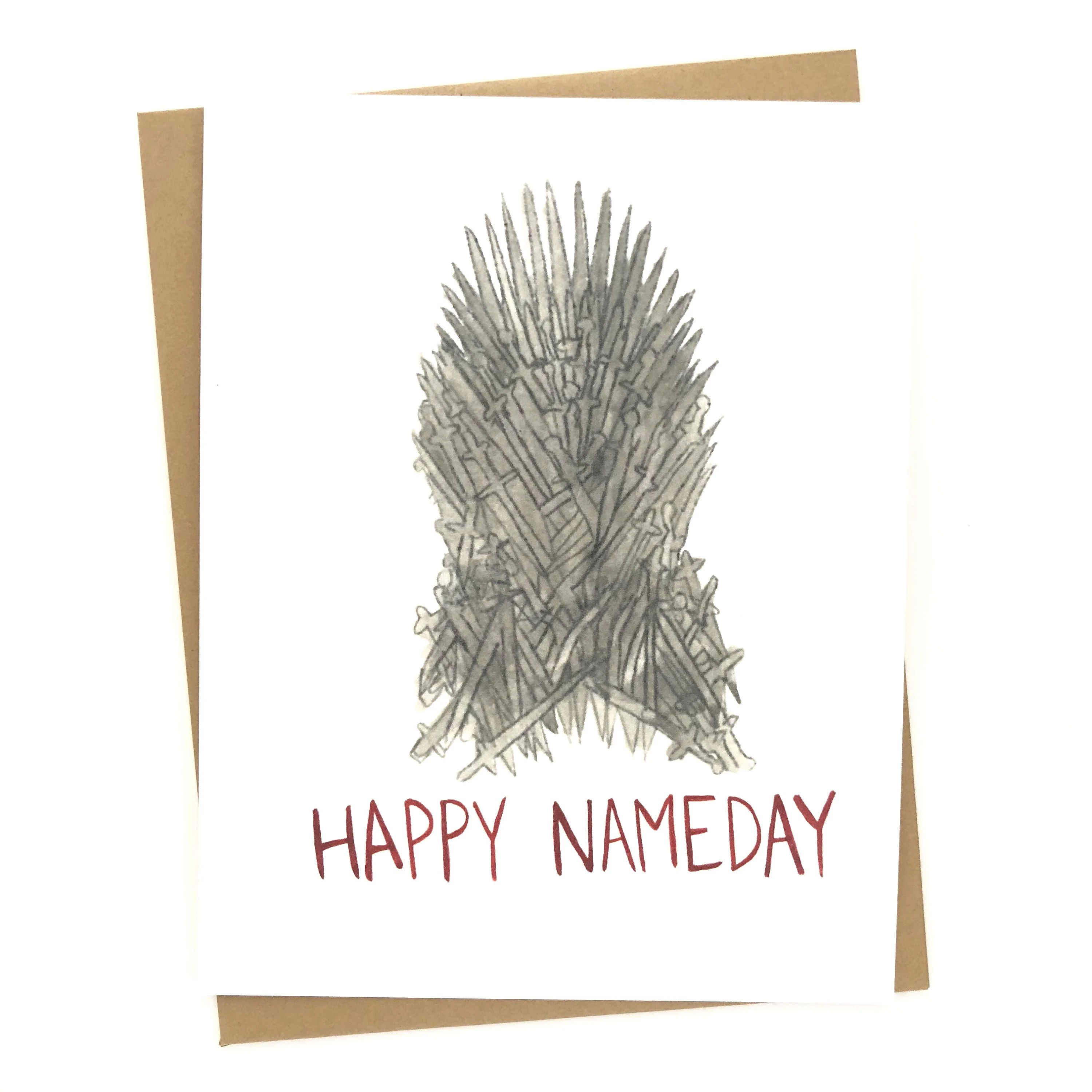 ON VACATION Orders will resume 3/10Game of Thrones Birthday Etsy