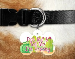 Small Of Funny Dog Tags