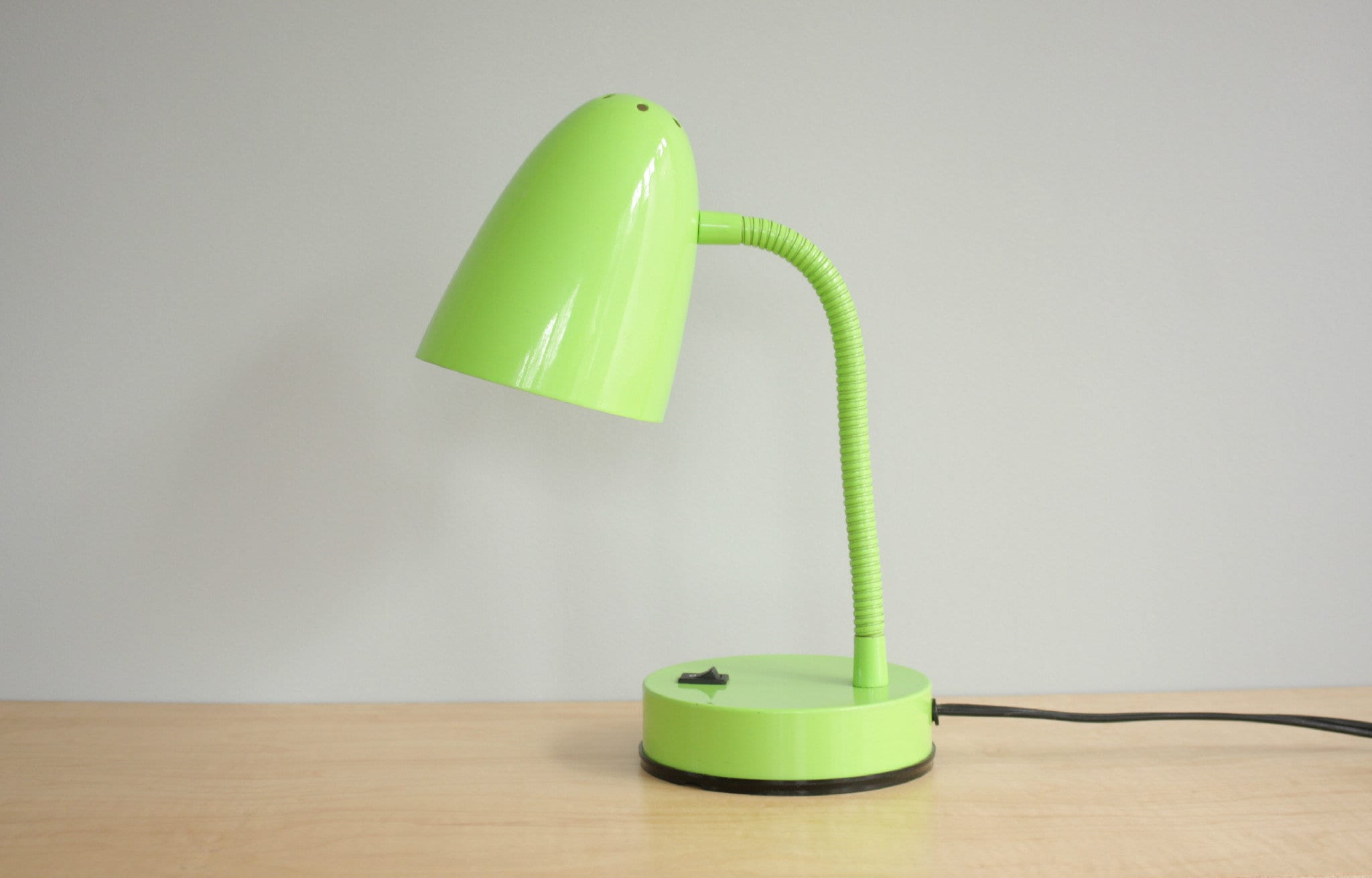 Funky Desk Lamps Bright Green Desk Lamp 80s Retro Bedside Table Lamp Mod Green Task Lamp Funky Teen Desk Lamp Child S Room Lamp Vintage Desk Lamp