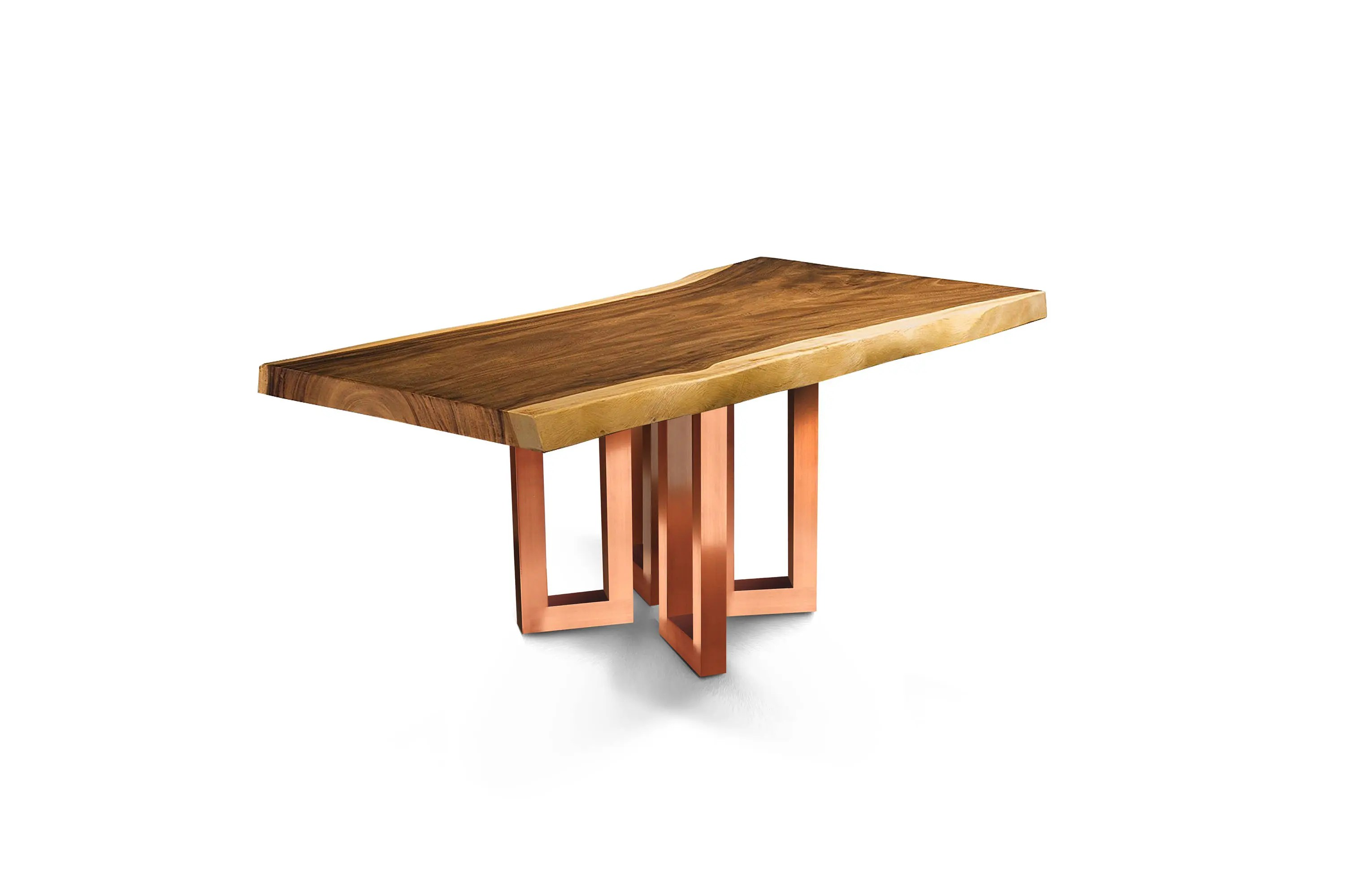 Couchtisch Asia Luxury Live Edge Dining Table Saint Matthias Suar Wood Monkey Pod Dining Table Price Upon Request