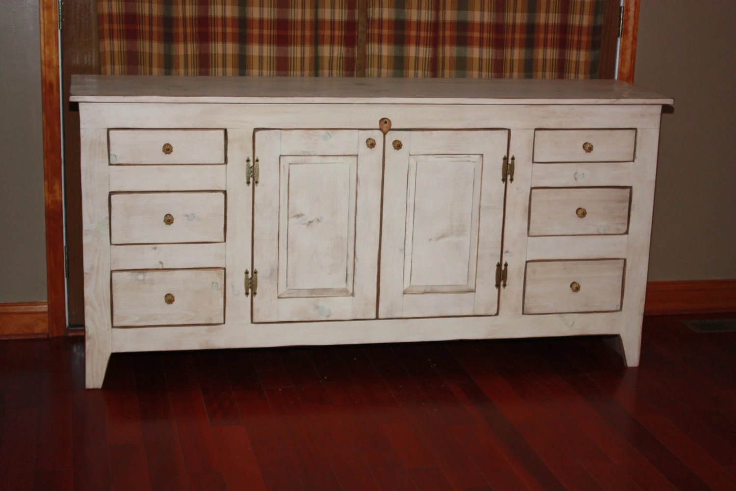 Sideboard Shabby Chic Buffet Sideboard Free Shipping Double Country Shabby Chic Distressed Cottage