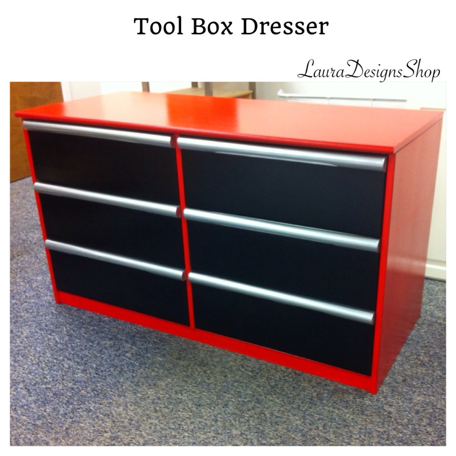 Shop Tool Boxes Sold Toolbox Dresser Tool Box Theme Bedroom Garage Shop