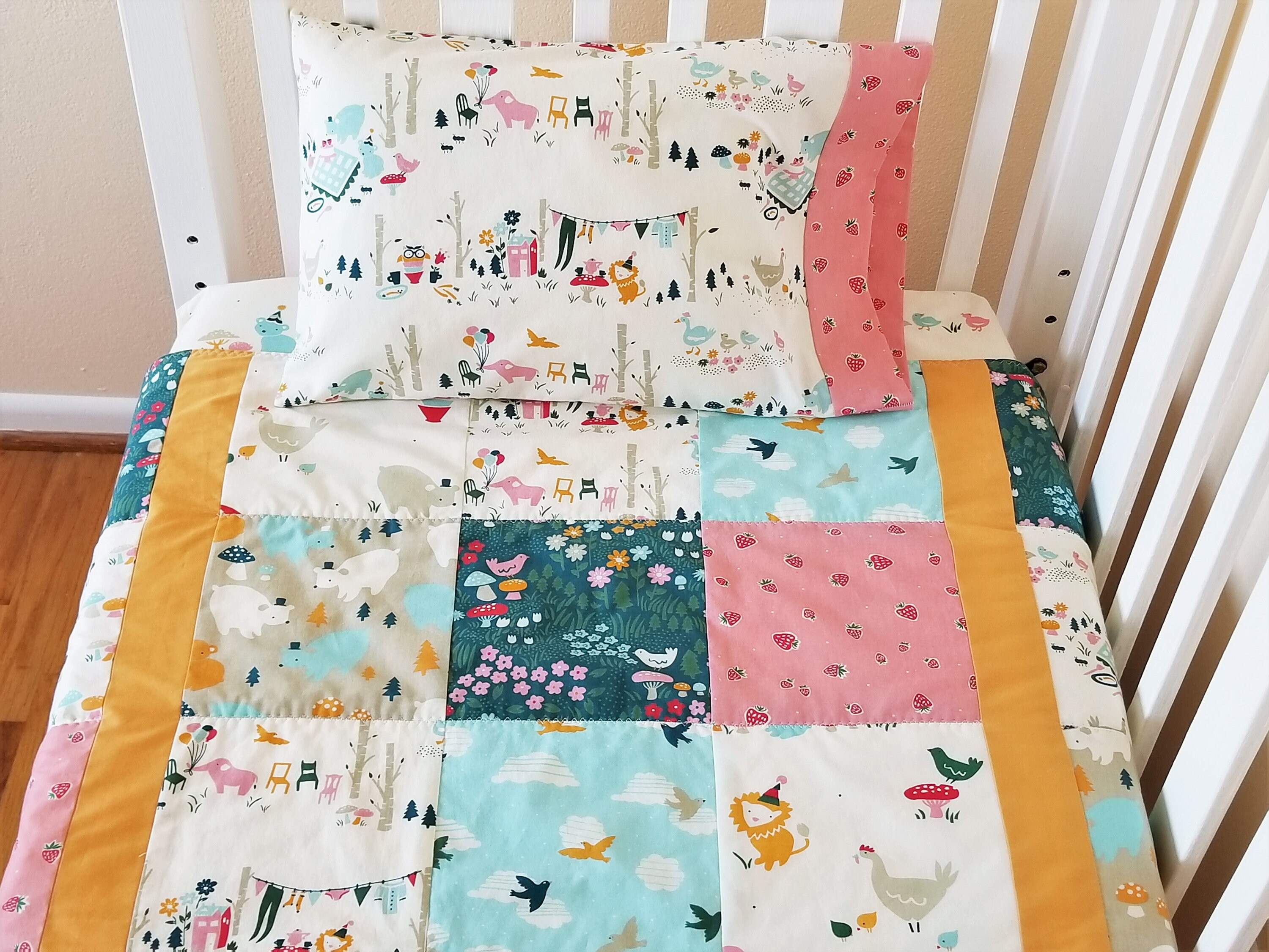 Full Crib Bedding Sets Organic Crib Bedding Set Girl Organic Baby Bedding Set Crib Set