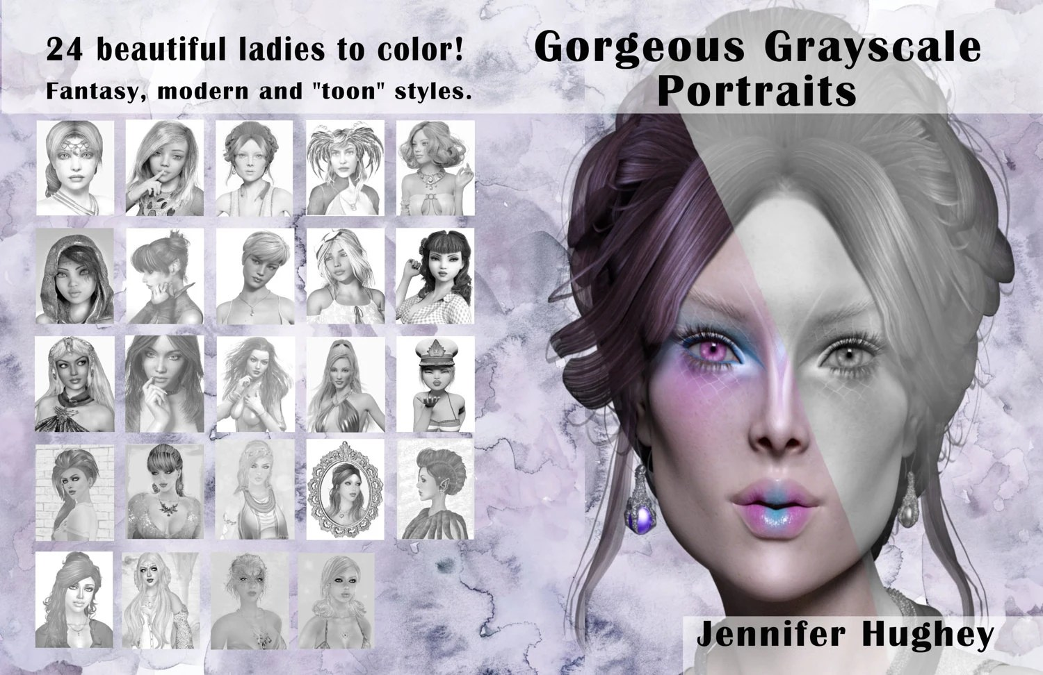 Gorgeous Grayscale Portraits Digital Download Grayscale Etsy