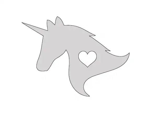 unicorn template - Canasbergdorfbib