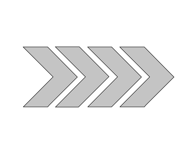arrow template - Romeselphee