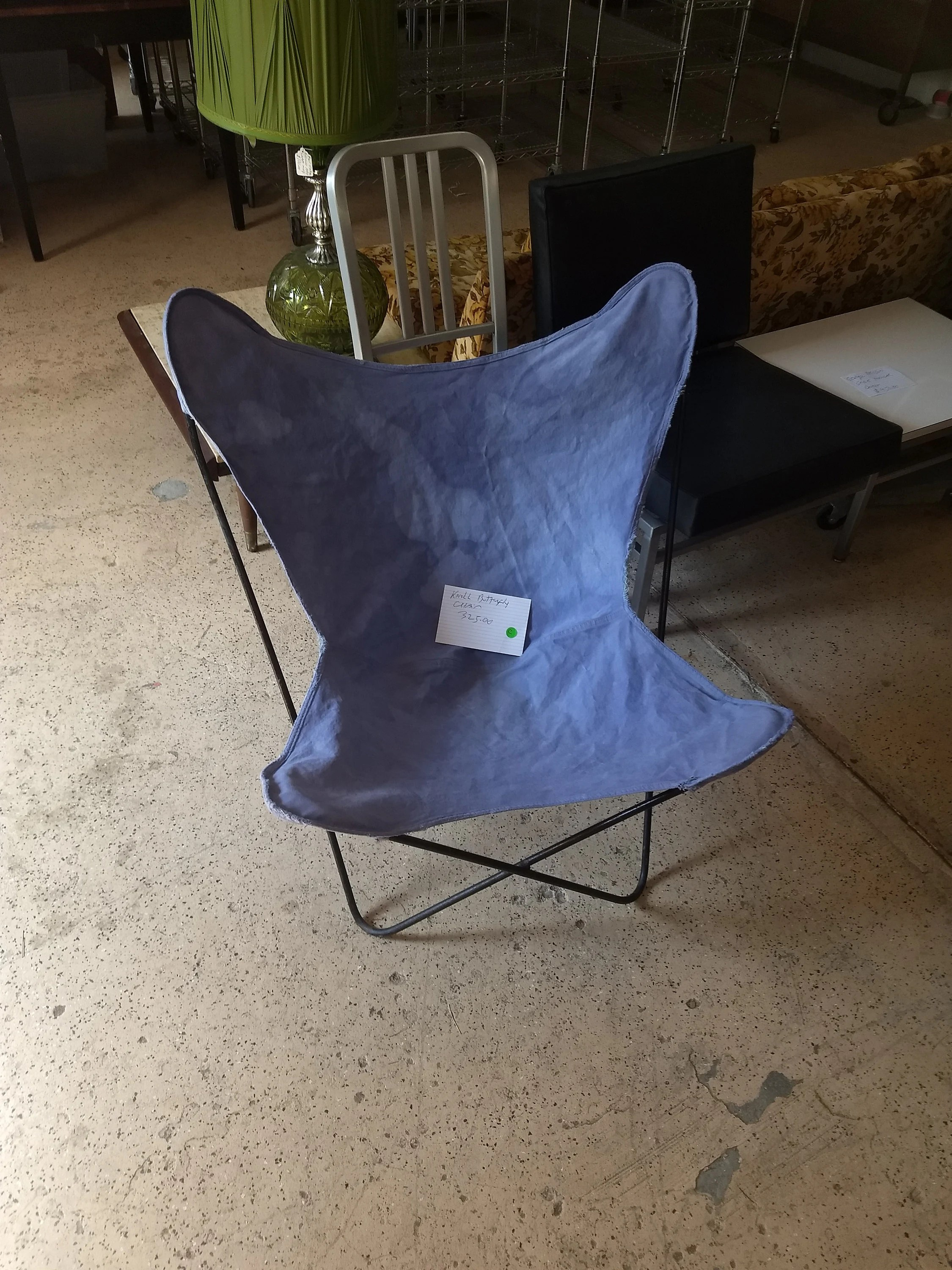 Butterfly Chair Knoll Knoll Butterfly Chair Or Style Of
